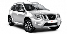 Nissan Terrano - изображение №1