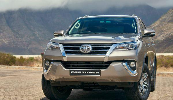Новый Toyota Fortuner